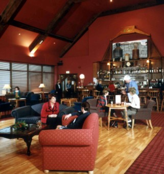 Bar & Restaurant - Bearna Golf Club, Galway