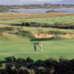Hole 1 – Corr Buaille - Bearna Golf Course Galway