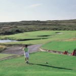 Hole - 13 Loch Toirmeasctha - Bearna Golf Course Galway