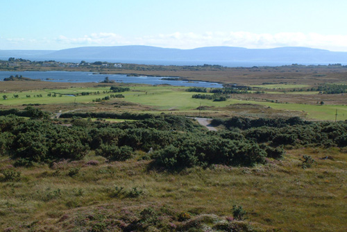 Hole - 17 Mullach Na Mallacht- Bearna Golf Club, Galway