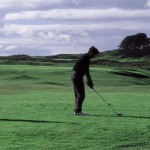 Hole 5 – Na Ceannahain - Bearna Golf Course Galway