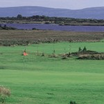 Hole - 9 NA SIÁIN (The Fairy Hill) - Bearna Golf Course Galway