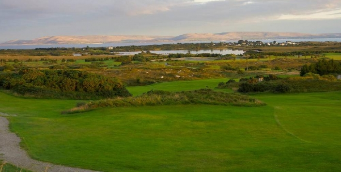 Galway Bay and the Burren - Bearna Golf Club